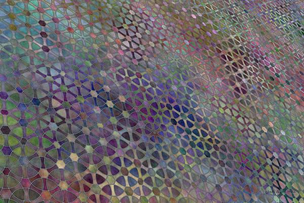Digital Art - Favorite Old Quilt 3 by Judi Suni Hall