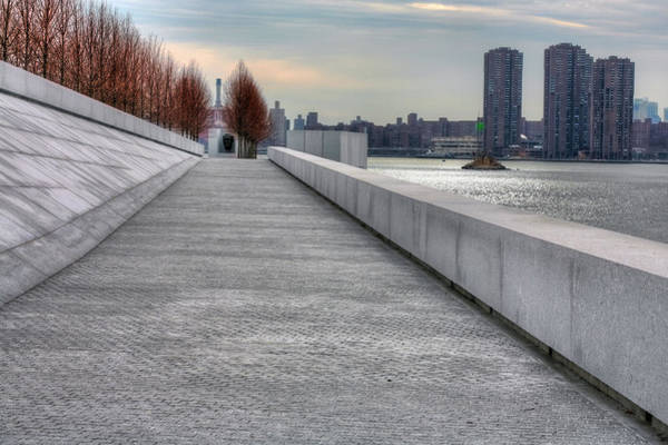 Roosevelt Island Wall Art - Photograph - Fdr Island by JC Findley