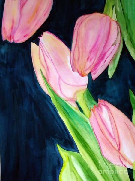 Painting - Feelings Of Love by Yael VanGruber