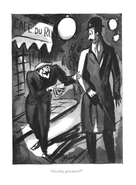 Dirty Drawing - Feelthy Peectures? by Peter Arno