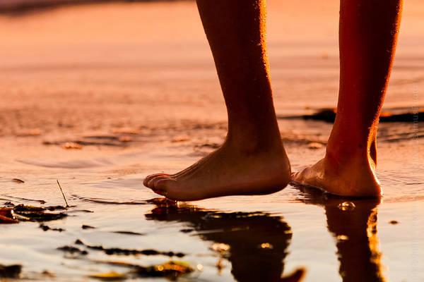 Photograph - Feet by Alexander Fedin