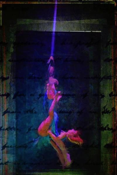 Photograph - Circus Danze Trois by Alice Gipson