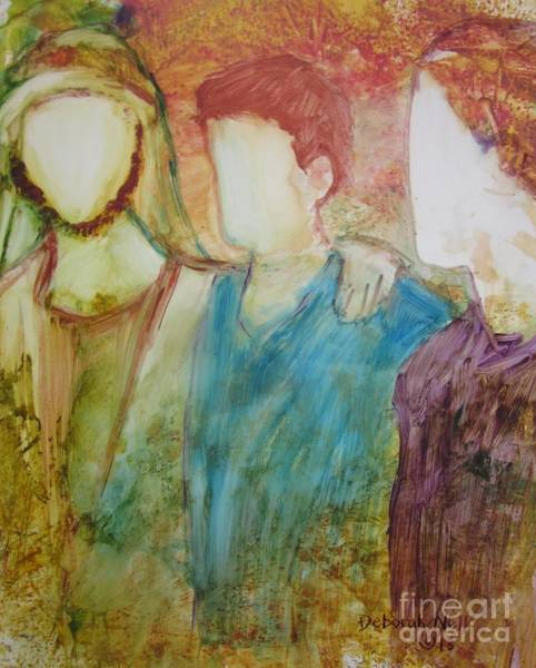 Painting - Fellowship by Deborah Nell