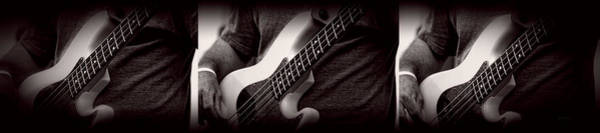 Photograph - Fender Bass by Bob Orsillo