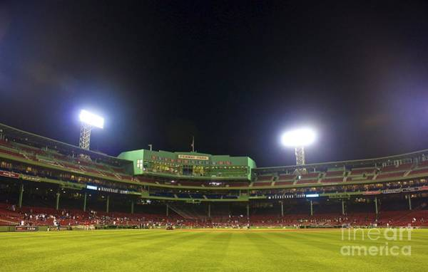 Photograph - Fenway Park by Amazing Jules