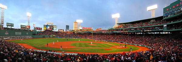 Red Sox Photograph - Fenway by Stephen Bellingham