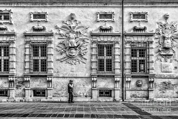 Photograph - Ferrara by Traven Milovich