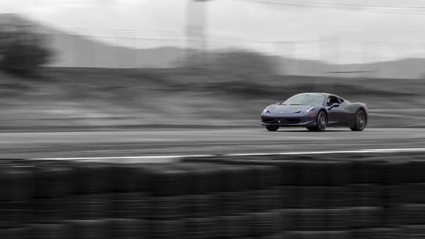 458 Photograph - Ferrari 458 Italia Supercar by Brad Scott