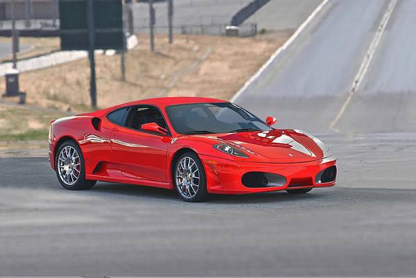 Wall Art - Photograph - Ferrari F430  by Dave Koontz
