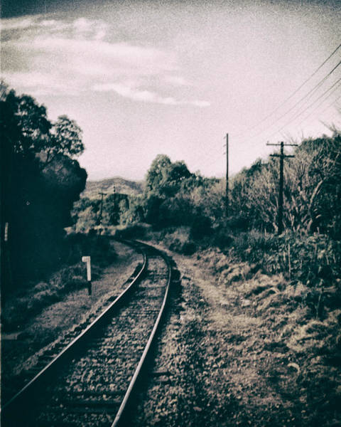 Photograph - Ferrocarril by Charles McKelroy