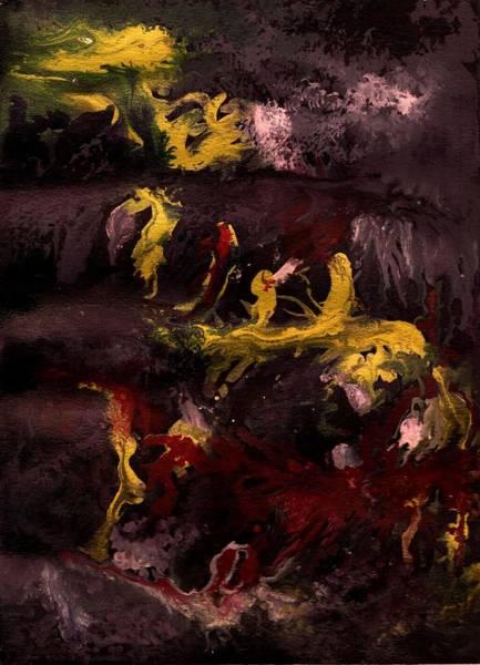 Painting - Fertility by David Neace