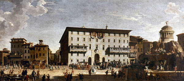 Painting - Festival by Granger