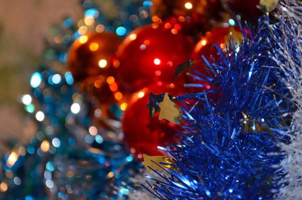 Christmass Photograph - Festive Image 2 by Irina Effa
