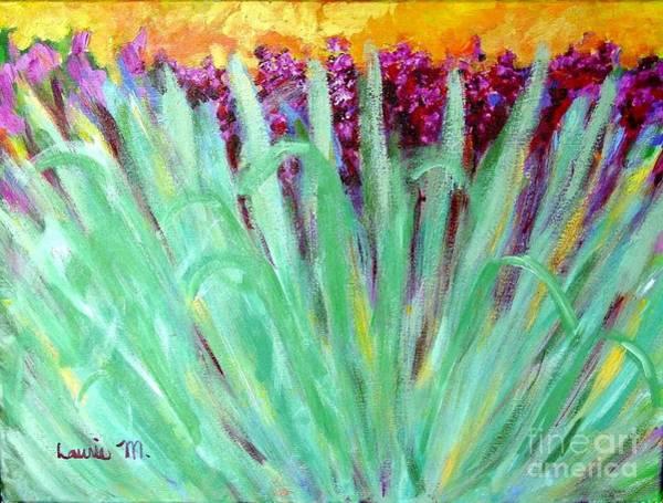 Painting - Festoon by Laurie Morgan