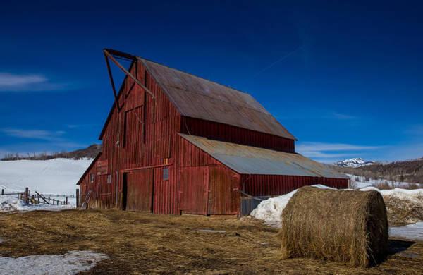 Wall Art - Photograph - Fetcher Family Barn by Bridget Calip