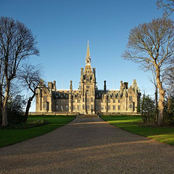 Photograph - Fettes College by Stephen Taylor