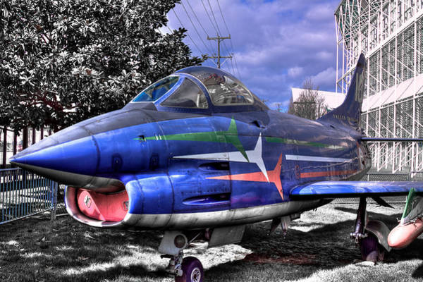 Photograph - Fiat G91 Pan Tactical Fighter II by David Patterson
