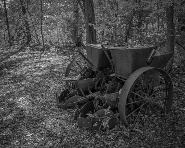 Photograph - Field Planter by Jack R Perry