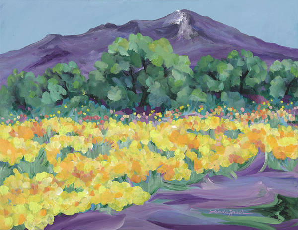 Painting - Fields Of Gold by Linda Rauch