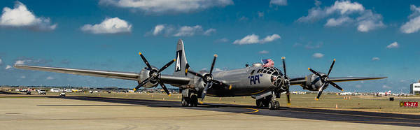 B29 Photograph - Fifi In Color by Alan Marlowe