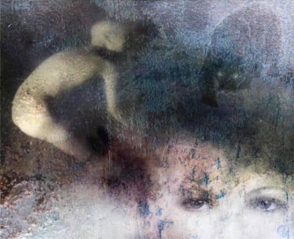 Puma Digital Art - Fight Or Flight by Gun Legler