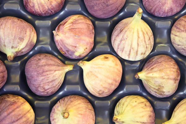 Pallet Wall Art - Photograph - Figs by Tom Gowanlock