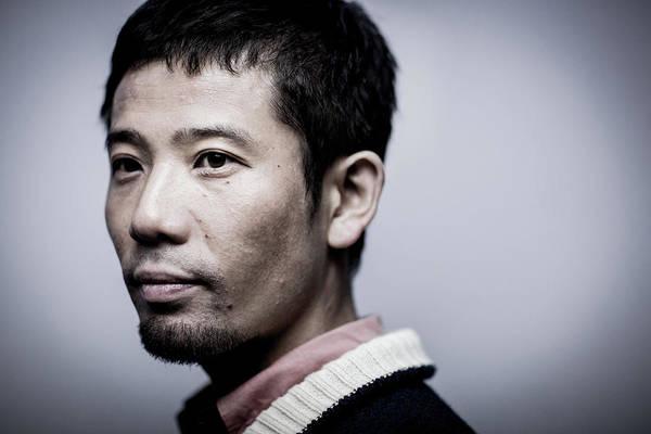 Japan Photograph - Film Director Shuhei Morita Portrait by Chris Mcgrath