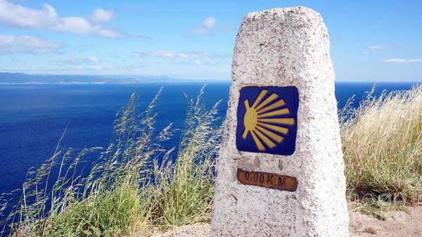 Galicia Photograph - Fin Del Camino De Santiago Finisterre by Jesus Ibanez Garcia
