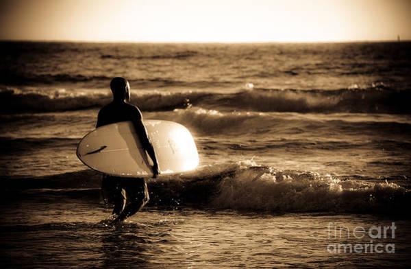 Wall Art - Photograph - Final Surf by Kelly Wade