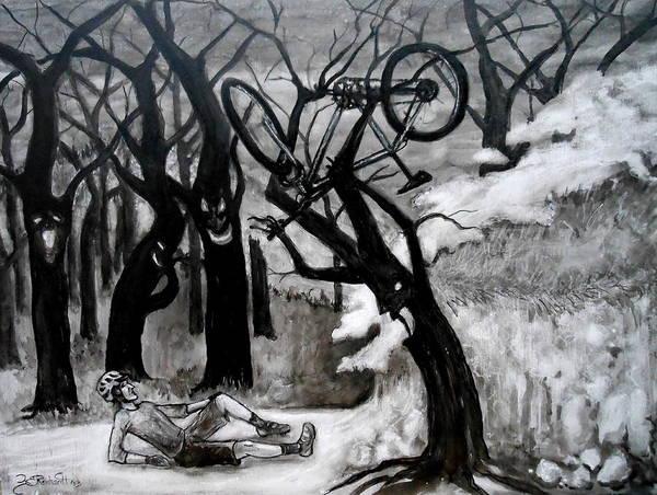 Painting - Finally Got You One Carl by Jason Reinhardt