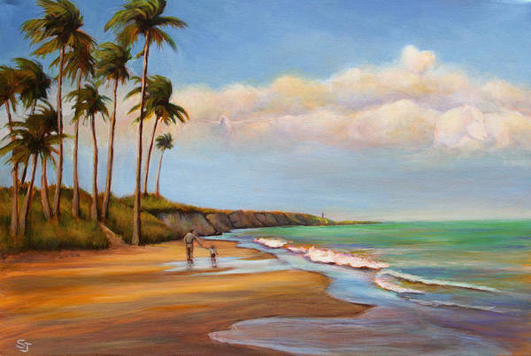 Painting - Finding Jesus #1 by Susan Jenkins
