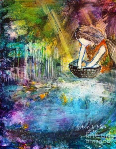Finding Moses Art Print