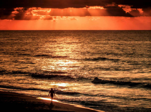 Wrightsville Beach Wall Art - Photograph - Finding Peace On Earth by Karen Wiles