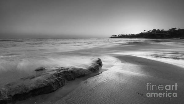 Michael Photograph - Finding Serenity Bw by Michael Ver Sprill