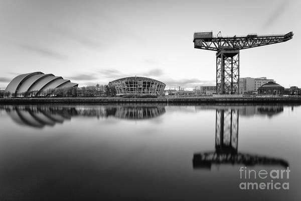 Clyde Photograph - Finnieston Crane Glasgow by John Farnan