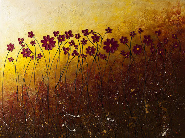 Painting - Fiori Di Campo by Carmen Guedez