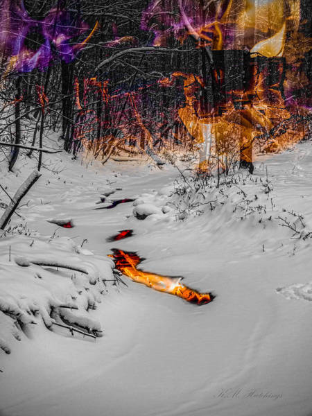 Wall Art - Photograph - Fire And Ice by Keith Hutchings