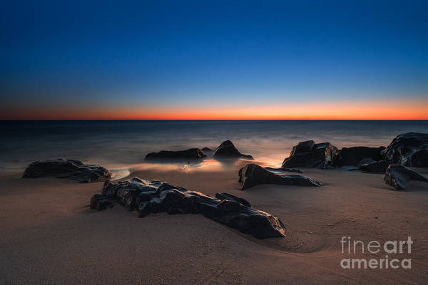 Sandy Hook Wall Art - Photograph - Fire And Ice by Michael Ver Sprill