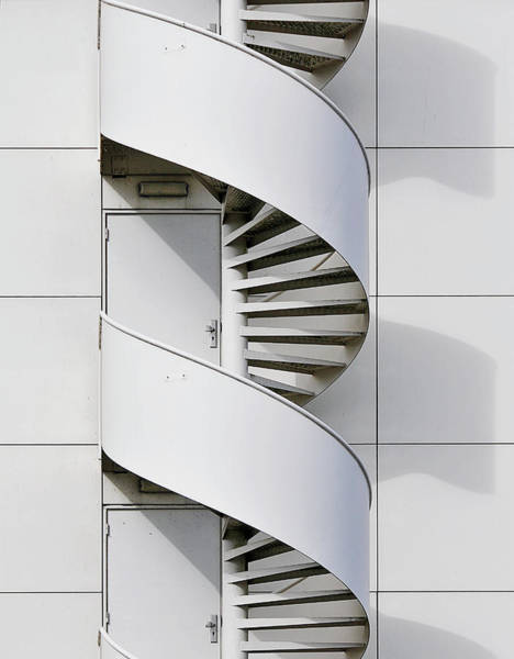 Wall Art - Photograph - Fire Escape by Henk Van Maastricht