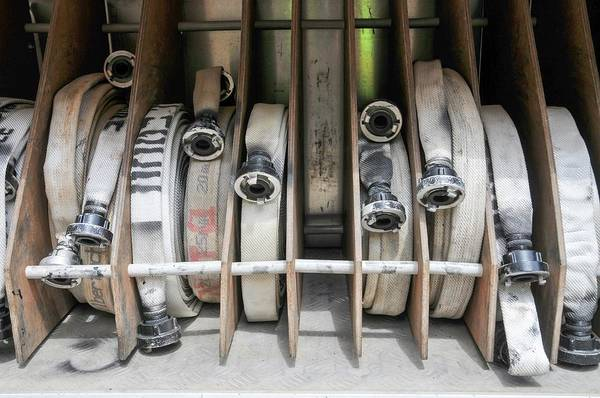 Firemen Photograph - Fire Fighters Equipment by Photostock-israel/science Photo Library