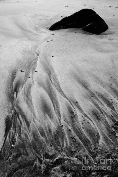 Photograph - Fire In The Sand by James Brunker