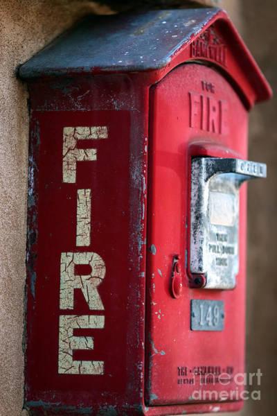 Photograph - Fire by John Rizzuto