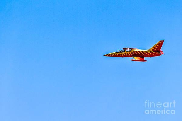 Yuma Photograph - Firecat Fly By by Robert Bales