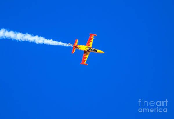 Yuma Photograph - Firecat Jet by Robert Bales
