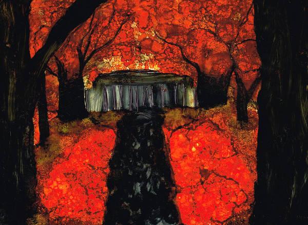 Firefall Art Print