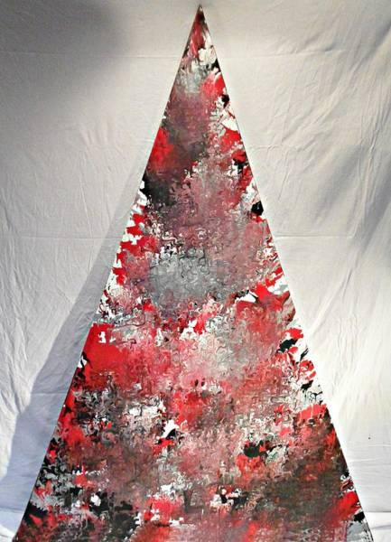 Painting - Firehouse by Cyryn Fyrcyd