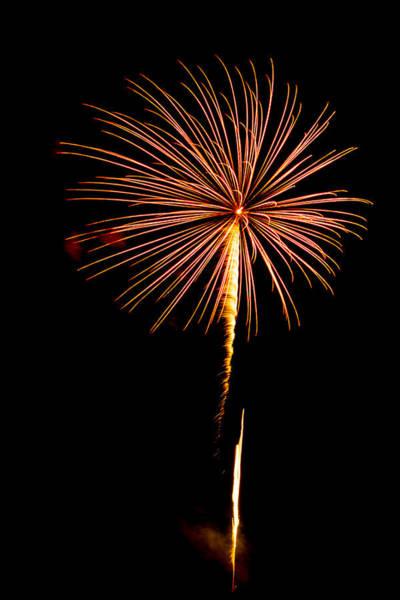 Wall Art - Photograph - Fireworks 10 by Paul Freidlund
