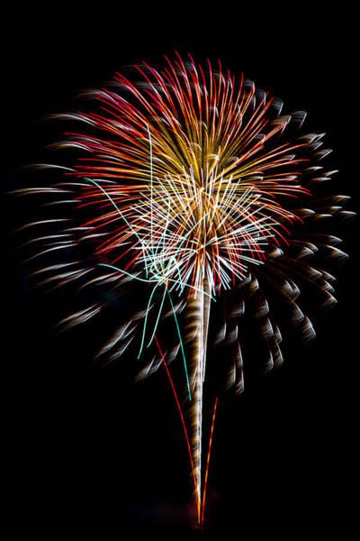 Wall Art - Photograph - Fireworks 14 by Paul Freidlund