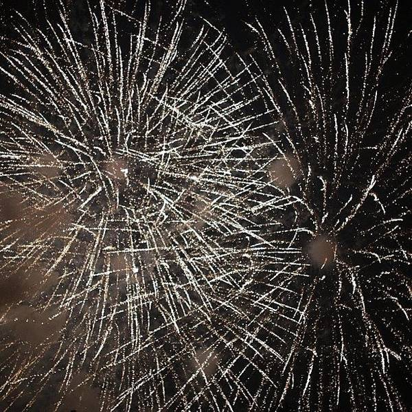 Fantasy Wall Art - Photograph - Fireworks #fireworks #4ofjuly by Tony Castle