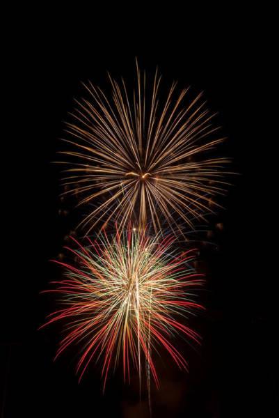 Wall Art - Photograph - Fireworks by Michael McGowan
